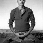 WILBER Ken meditating