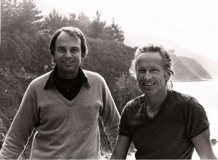Майкл Мёрфи и Дик Прайс, сооснователи Института Эсален
