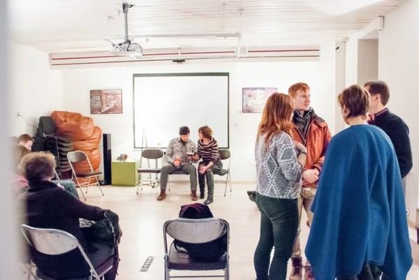 Холосцендентный семинар (Фото © Татьяна Парфёнова)