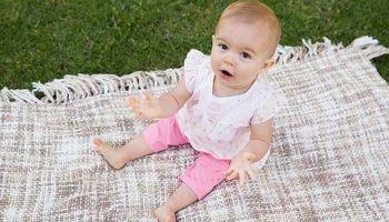 El cerebro de los bebés se prepara para el habla meses antes de la primera palabra
