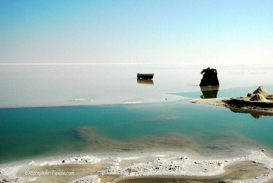 Resultado de imagen de Chott el Djerid, Túnez