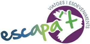 Logo agencia de viajes escapat