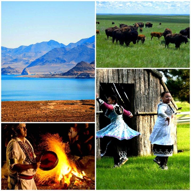 Auf den Spuren der Ureinwohner der USA mit AIANTA