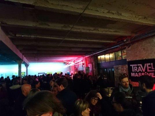 Travel Massive Party zur Einstimmung auf die ITB