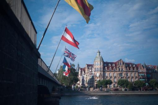 Ponte em Konstanz