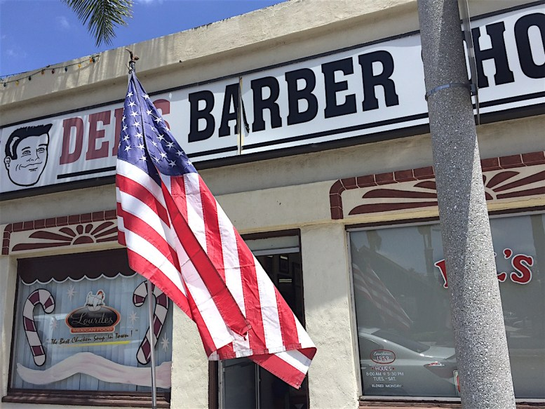 Barber Shop Grapevine : Looking back at Del?s Barber Shop Escondido Grapevine