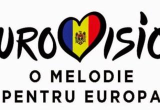 Moldova - O Melodie Pentru Europa - Logo