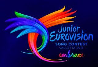 JESC 2016 logo