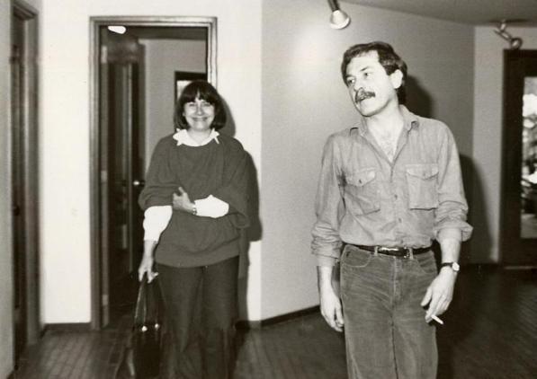 Marta y Eduardo