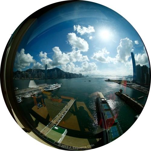 Medium Crop Of Canon Fisheye Lens