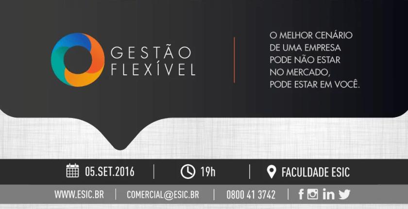 Evento ESIC - Gestão Flexível