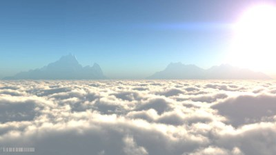 Above the Clouds wallpaper   1600x900   #1670