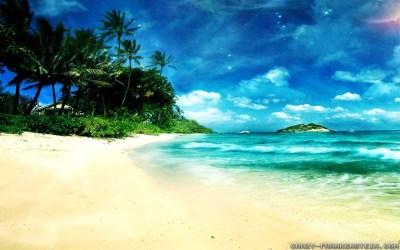 Nice Hawaii Beach wallpaper | 1920x1200 | #47556