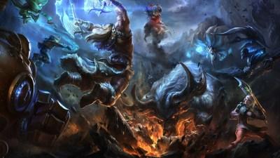 League Of Legends wallpaper | 1920x1080 | #42791