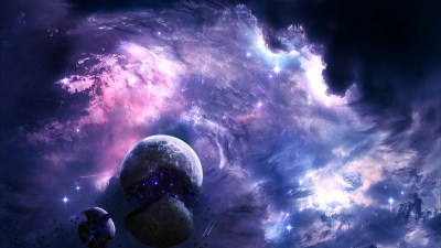 HD BACKGROUNDS SPACE - Space Backgrounds