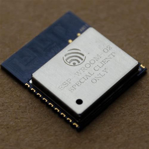 ESP8266 wroom-02