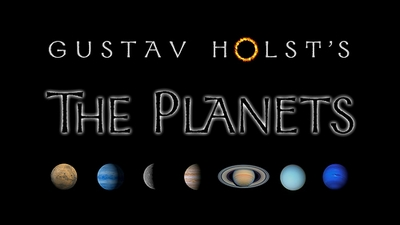 gustav holst the planets