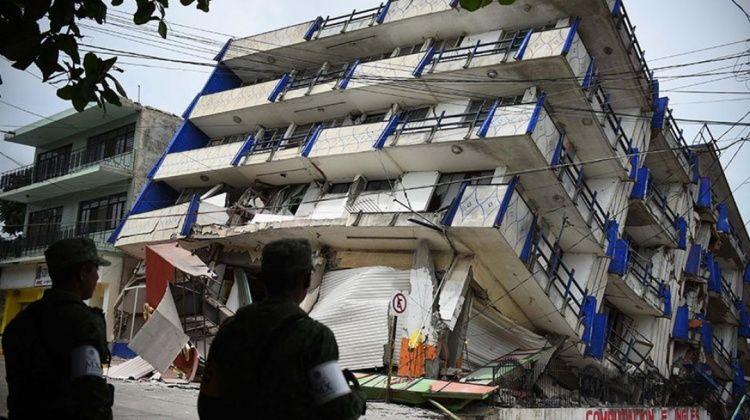 El terremoto en México causó gran devastación. (Foto: Archivo LPG)
