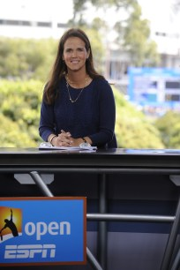 Mary Joe Fernandez - Australian Open - January 21, 2012
