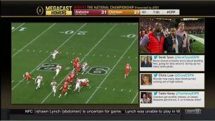 ESPN2 Homer Telecast
