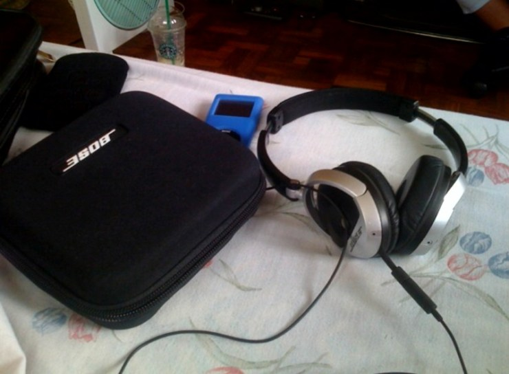 The Bose Triport OE