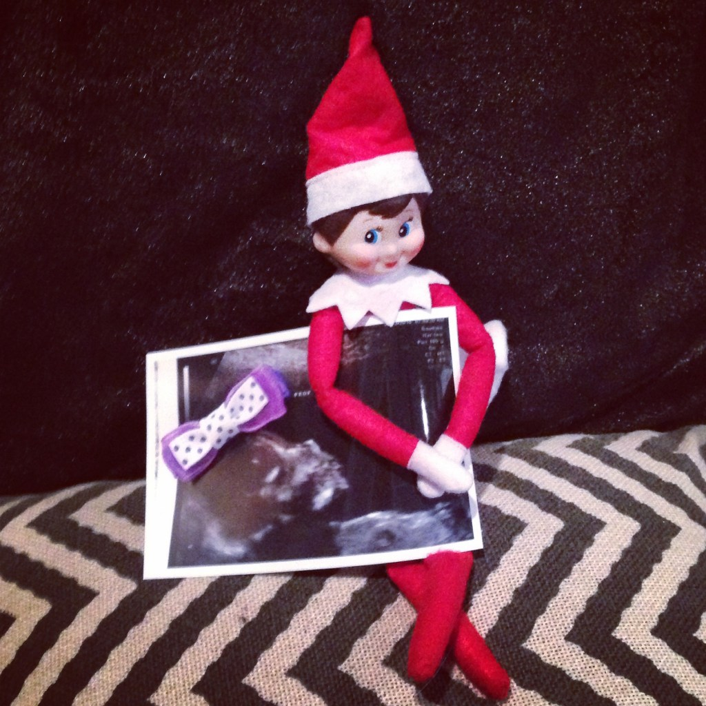 Elf on the Shelf - Espresso Ever After