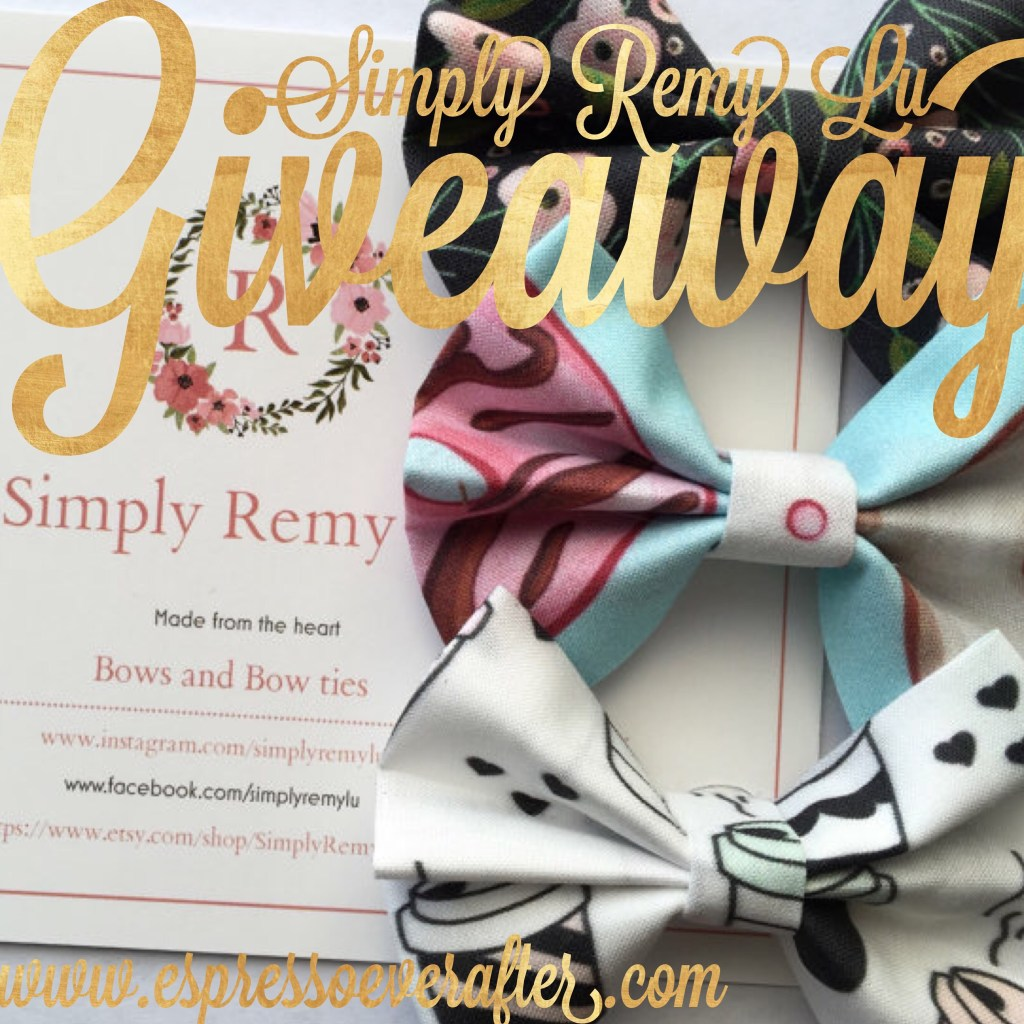 Mommy Break - Bow Shop - Simply Remy Lu