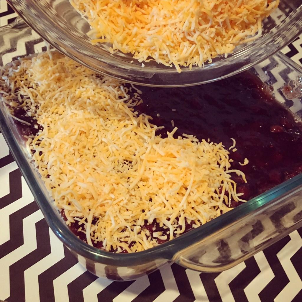 Raspberry Chipotle Bean Dip Recipe