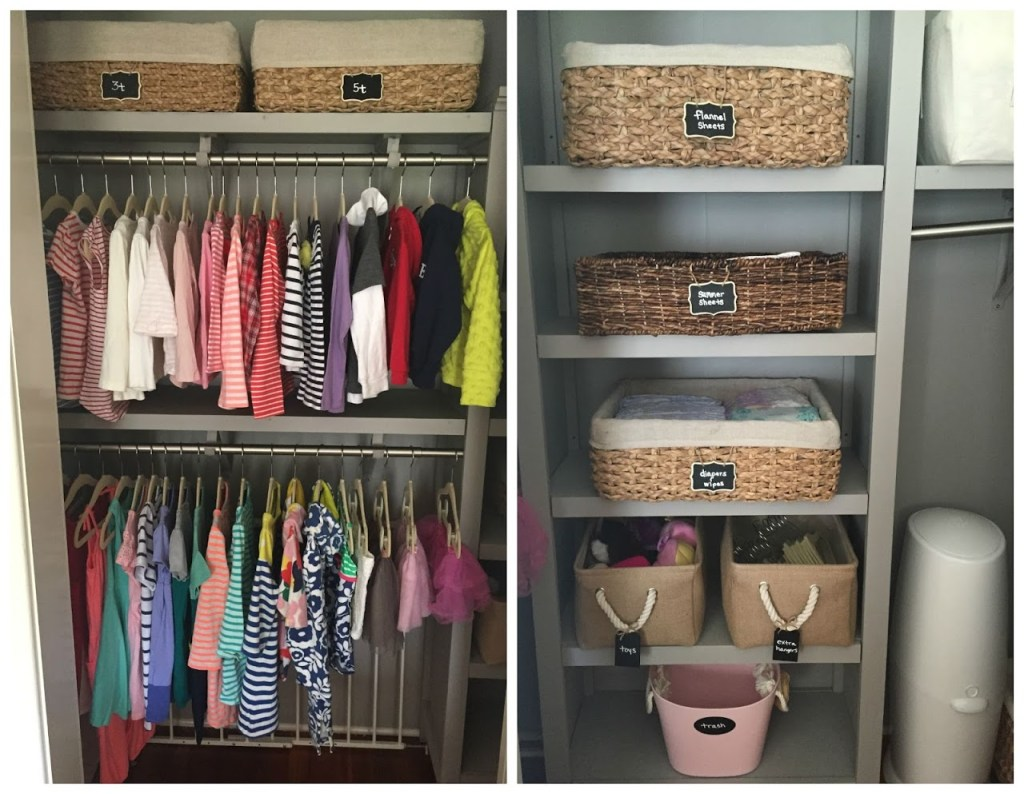 Spring Refresh - organizational tips