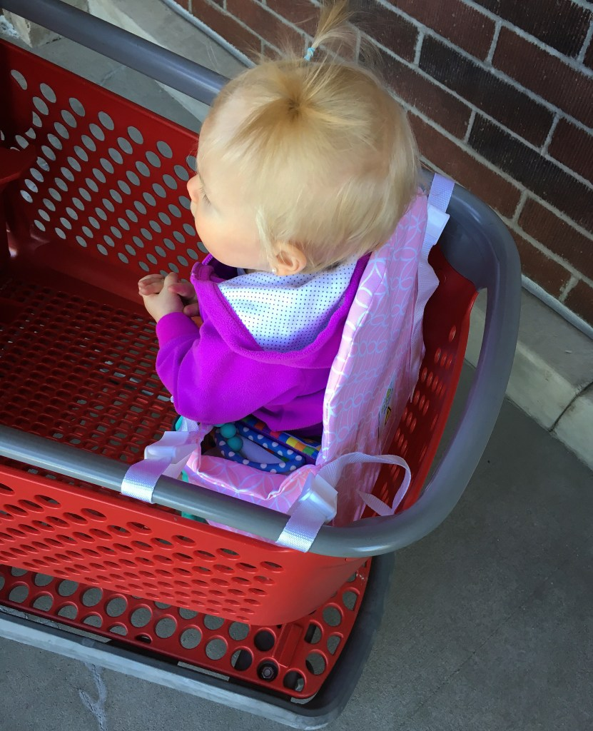 Buggy Bench - shopping