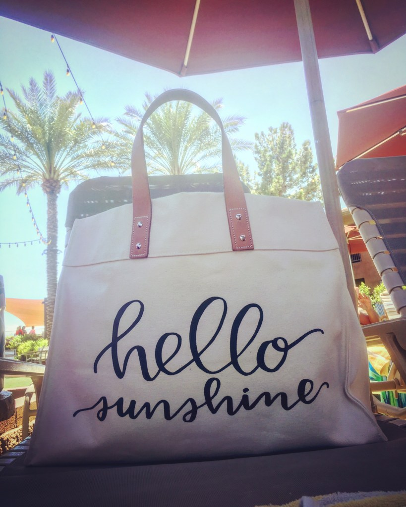 Hello Sunshine - Adornlee Tote Bag