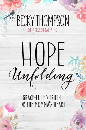 Book Review - Hope Unfolding
