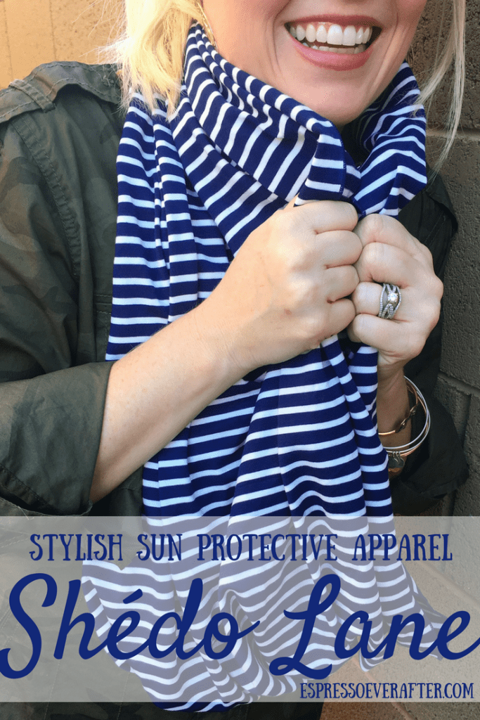 Matching in Shédo Lane | Stylish Sun Protective Apparel