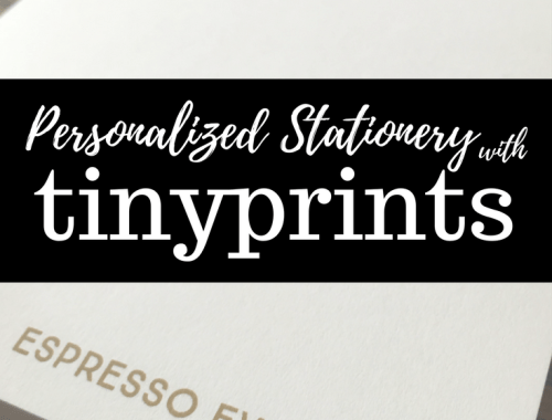 Stationary - New You In The New Year | With Tinyprints