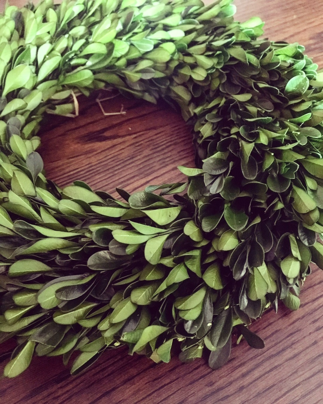 Boxwood Wreath Tutorial | DIY Home Decor