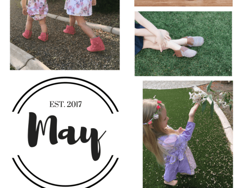 Monthly MUST Haves - May 2017