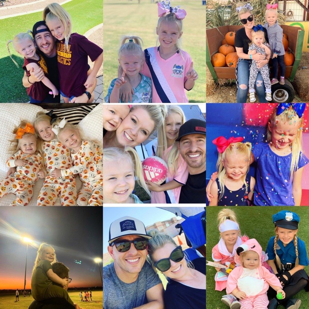Our Month In 9 Squares is a 9-photo recap of the month, filled with photos and cherished memories. Check out our favorite moments in October 2019.