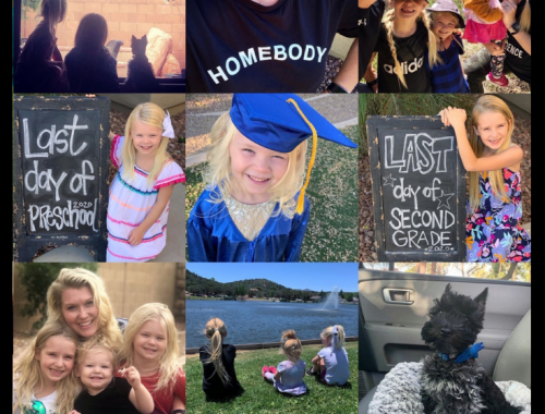 Our Month In 9 Squares is a 9-photo recap of the month, filled with photos and cherished memories. Check out our favorite moments in May 2020.