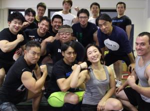 エスクァティア パワーリフティング 神奈川 横浜 大谷憲弘 ウエイトリフティング