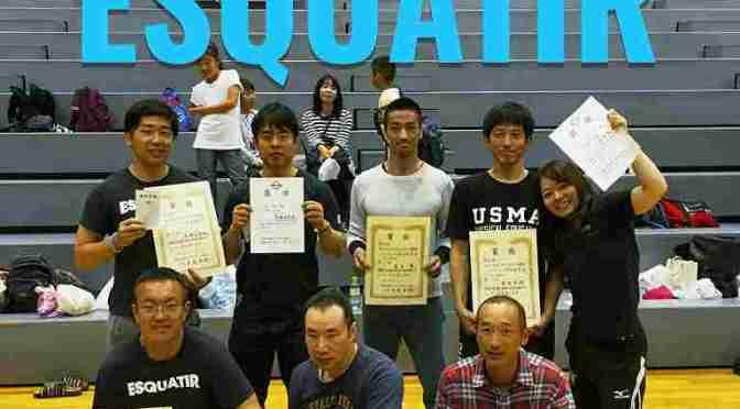 神奈川県ウエイトリフティング大会の結果
