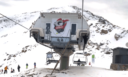 Telesilla Gallinero: un hito para Esquia Con Peques