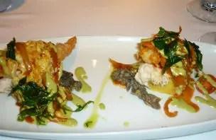 A sofisticada cozinha do Restaurante Astrid & Gastón de Lima
