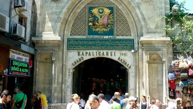 Grand Bazaar - Istambul (Foto: Esse Mundo É Nosso)