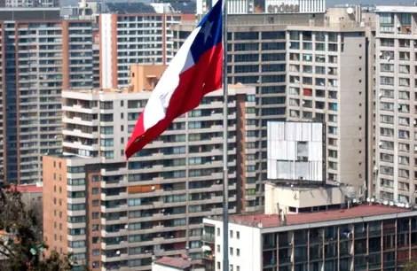 Cerro Santa Lucía: Santiago vista de cima