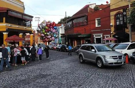 San Ángel, um charmoso e desconhecido bairro colonial da Cidade do México