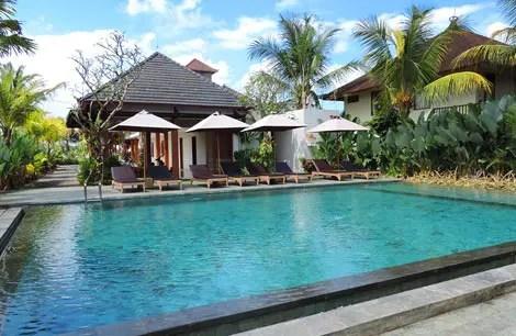 Dica de hotel em Ubud, Bali: Hotel Pertiwi Bisma 2