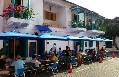 Onde comer em Cartagena: La Cevicheria