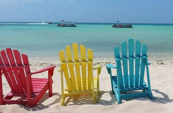 Praias de Aruba: Palm Beach, Eagle Beach e outras muitas