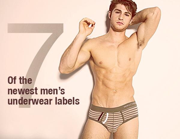 7 New Underwear Labels