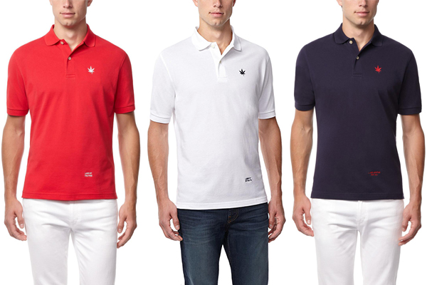 LIMITED EDITION BOAST POLOS AT PARK & BOND